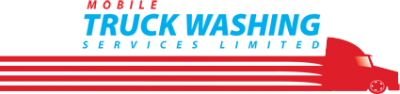 Mobile Truck Washing Services Logo