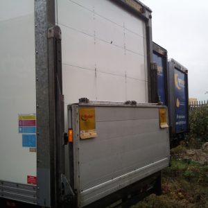 Mobile Truck Washing